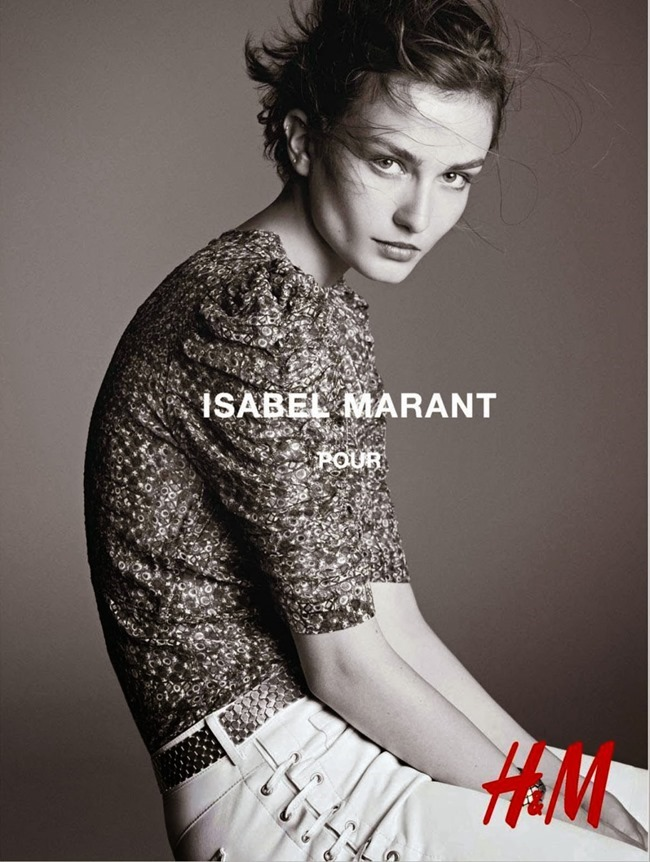 CAMPAIGN- Isabel Marant for H&M Fall 2013 by Karim Sadli. www.imageamplified.com, Image Amplified (4)