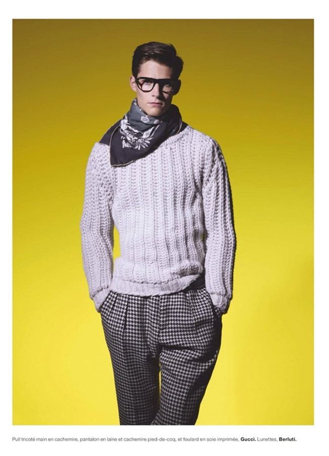 NUMERO HOMME- Philip Witts by Karl Lagerfeld. Serge Giradi, www.imageamplified.com, Image Amplified (8)