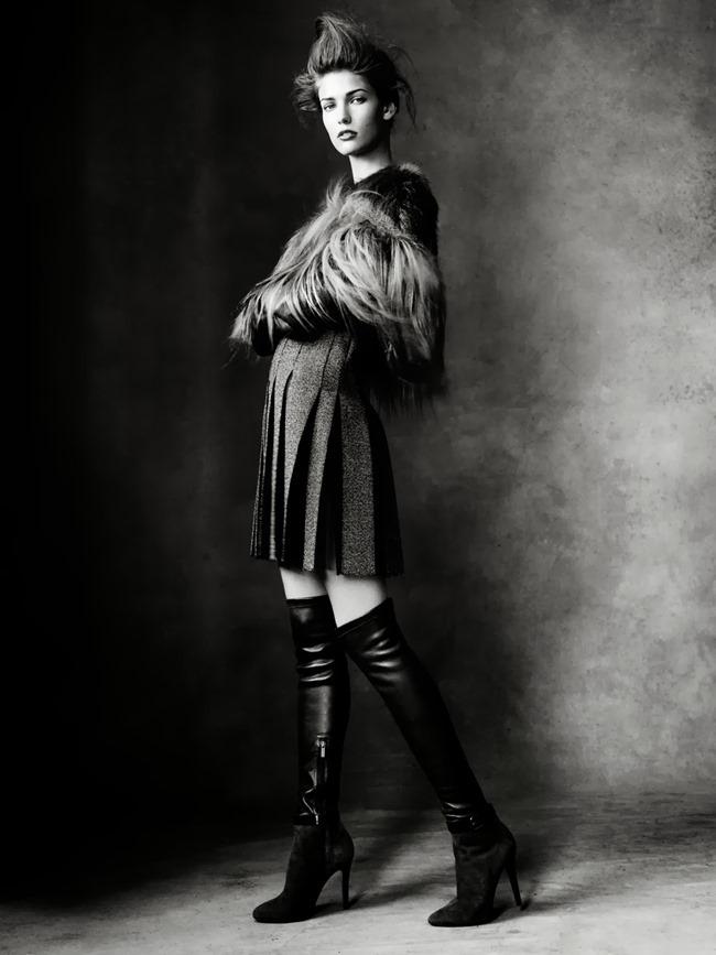 ANTIDOTE MAGAZINE- Kendra Spears by Victor Demarchelier. Yann Weber, Fall 2013, www.imageamplified.com, Image Amplified (1)