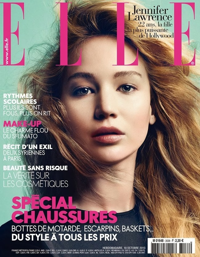 ELLE FRANCE- Jennifer Lawrence in Fair Play by Emma Summerton. October 2013, www.imageamplified.com, Image Amplified (6)