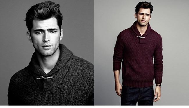 LOOKBOOK- Sean O'Pry in Winter Knits for H&M 2013. www.imageamplified.com, Image Amplified (6)