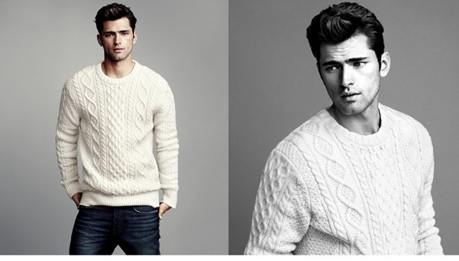 LOOKBOOK- Sean O'Pry in Winter Knits for H&M 2013. www.imageamplified.com, Image Amplified (5)
