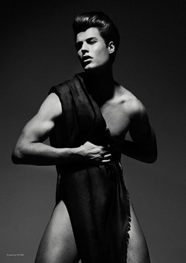 HORSE MAGAZINE- Emilio Flores in The Skin We Live In by Tito Lopez. Marc Pina, www.imageamplified.com, Image Amplified (2)