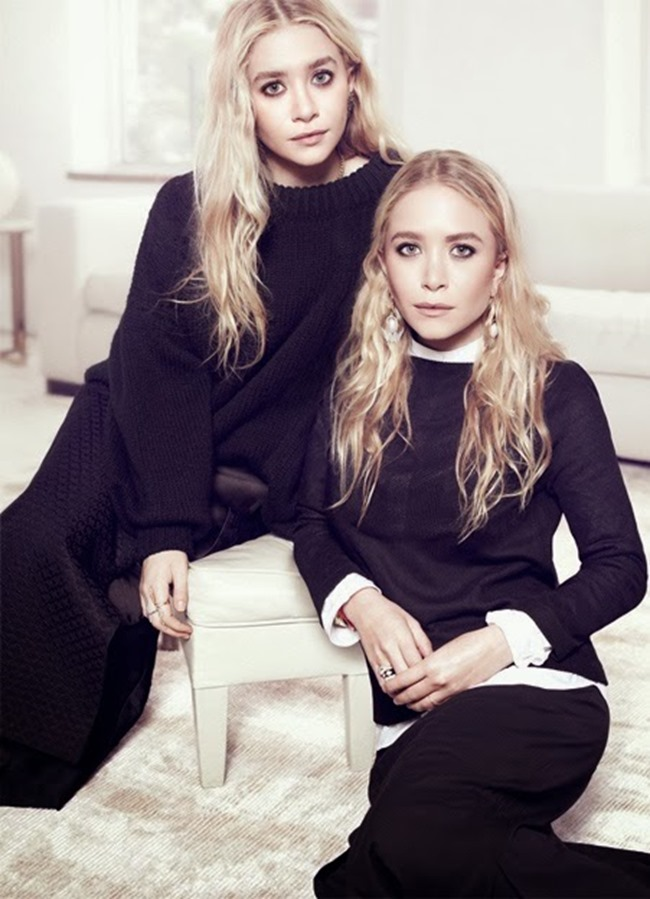 THE EDIT MAGAZINE- Mary-Kate & Ashley Olsen in Icons of the Future by Miguel Reveriego. Morgan Pilcher, October 2013, www.imageamplified.com, Image Amplified (5)