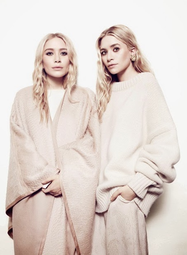 THE EDIT MAGAZINE- Mary-Kate & Ashley Olsen in Icons of the Future by Miguel Reveriego. Morgan Pilcher, October 2013, www.imageamplified.com, Image Amplified (2)
