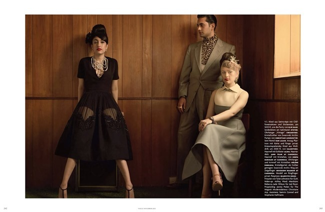 VOGUE GERMANY- Kitty, Daisy & Lewis in Le'ts Rock by Bryan Adams. Christiane Arp, November 2013, www.imageamplified.com, Image Amplified (8)