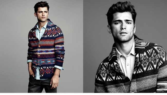 LOOKBOOK- Sean O'Pry in Winter Knits for H&M 2013. www.imageamplified.com, Image Amplified (7)