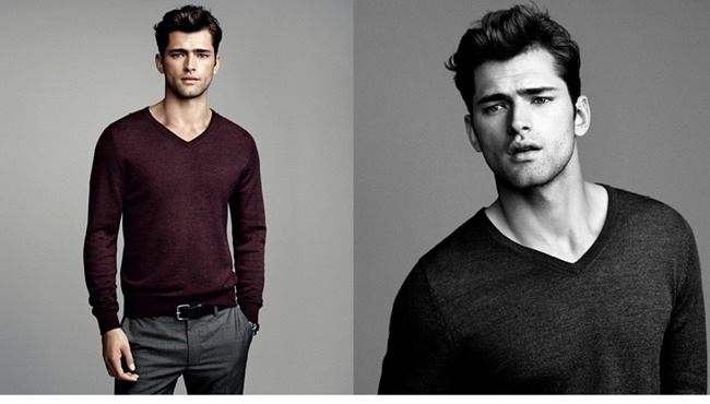 LOOKBOOK- Sean O'Pry in Winter Knits for H&M 2013. www.imageamplified.com, Image Amplified (9)