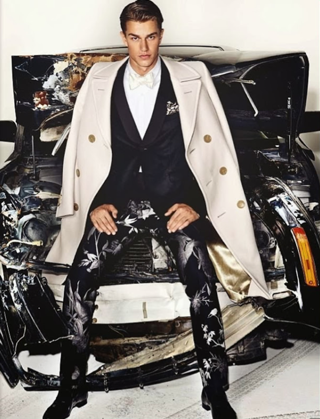 NUMERO HOMME- Laurin Krausz by Matthias Vriens-McGrath. Fall 2013, www.imageamplified.com, Image Amplified (4)