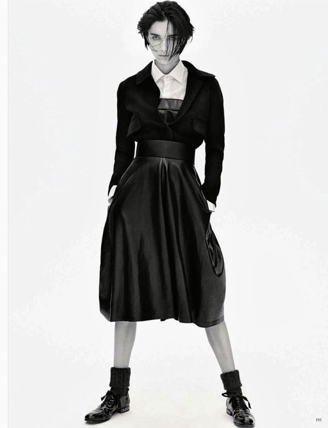 VOGUE GERMANY- Janice Alida in Code Cool by Daniel Jackson. Christiane Arp, November 2013, www.imageamplified.com, Image Amplified (2)