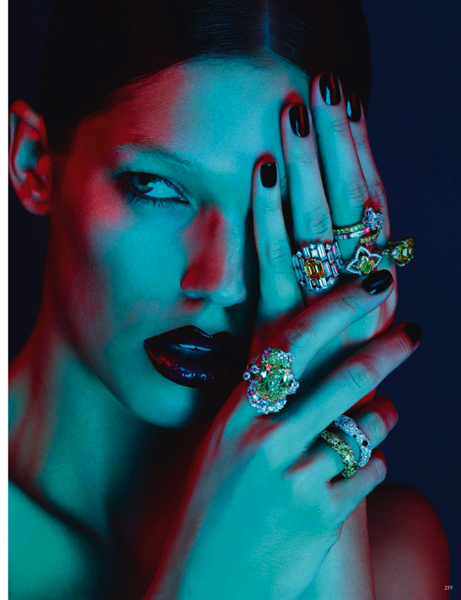 VOGUE GERMANY- Samantha Gradovielle in Pure Passion by Ben Hassett. November 2013, www.imageamplified.com, Image Amplified (7)