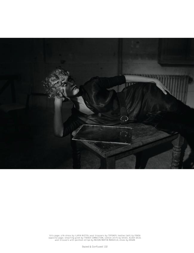 DAZED & CONFUSED MAGAZINE- Delfine Bafort in The Witching Hour by Vincent Van De Wijngaard. Agata Belcen, November 2013, www.imageamplified.com, Image Amplified (2)