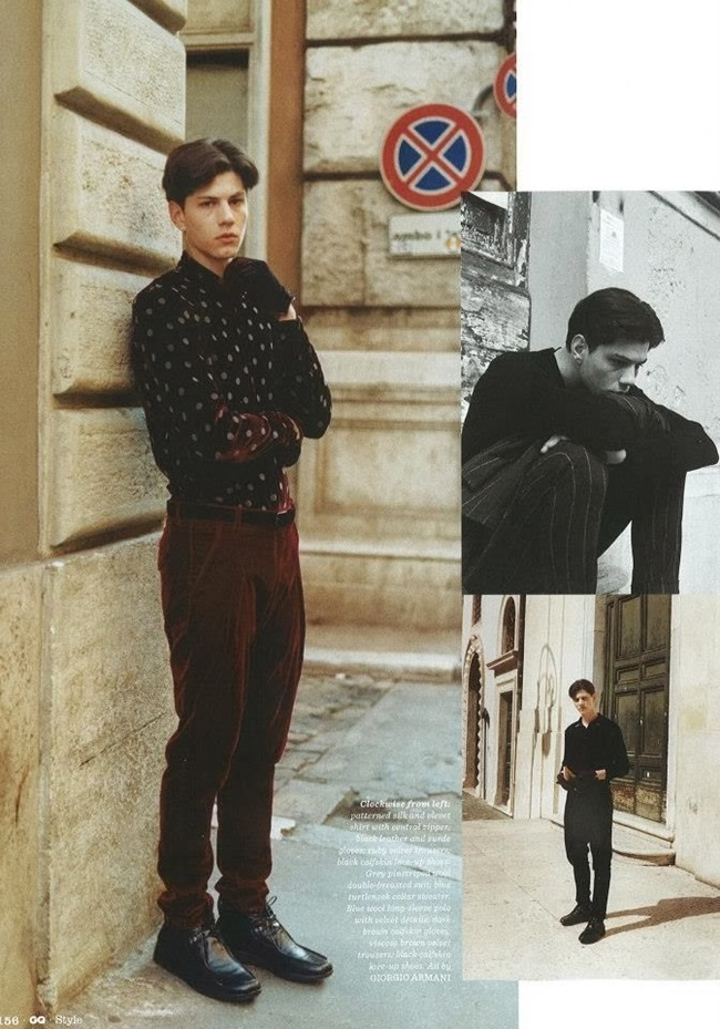 GQ UK- Simone Nobili in Do You Like Billie Hliday$% by Letty Schmiterlow. Danny Reed, Fall 2013, www.imageamplified.com, Image Amplified (4)