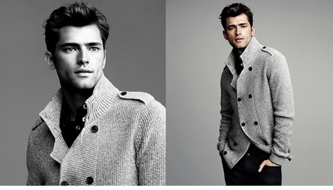 LOOKBOOK- Sean O'Pry in Winter Knits for H&M 2013. www.imageamplified.com, Image Amplified (8)