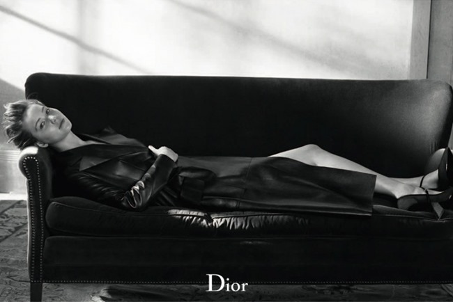 DIOR MAGAZINE- Jennifer Lawrence by Mikael Jansson. Fall 2013, www.imageamplified.com, Image Amplified (3)