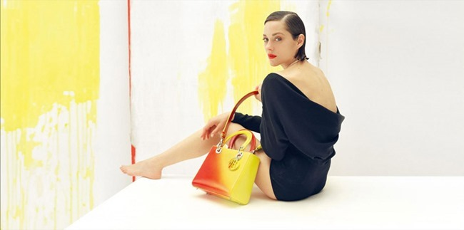 CAMPAIGN- Marion Cotillard for Lady Dior Resort 2014 by Tim Walker. www.imageamplified.com, Image Amplified