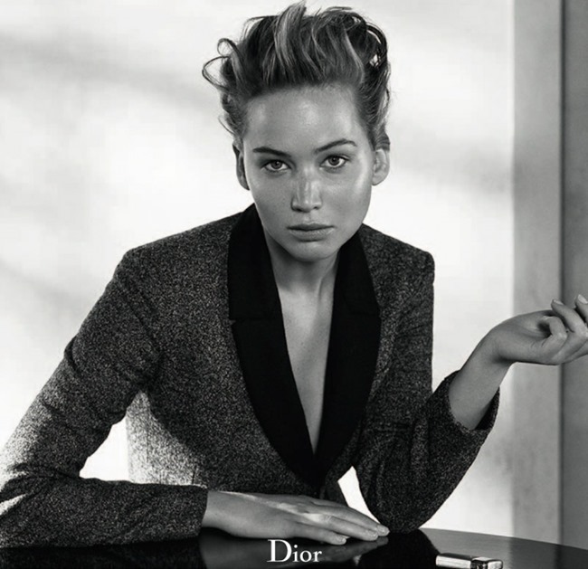 DIOR MAGAZINE- Jennifer Lawrence by Mikael Jansson. Fall 2013, www.imageamplified.com, Image Amplified (4)