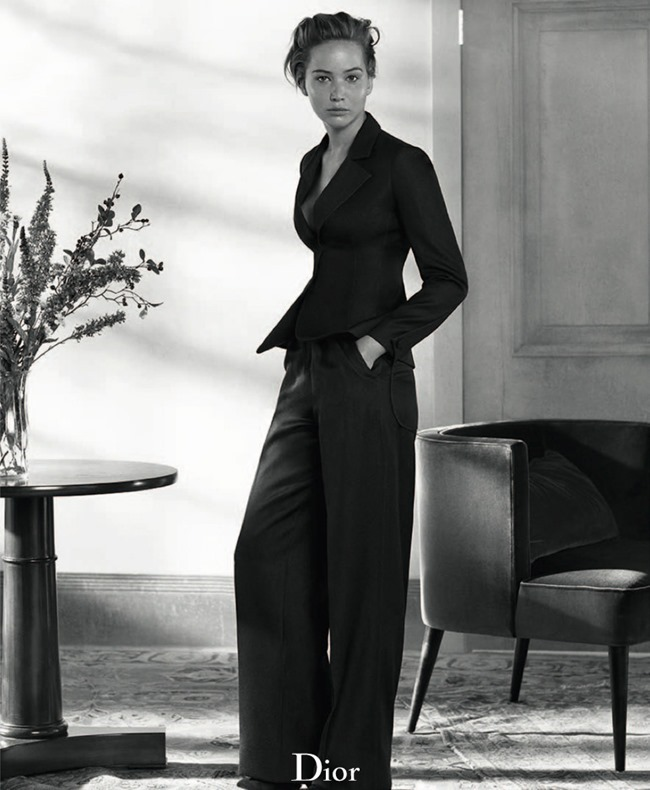 DIOR MAGAZINE- Jennifer Lawrence by Mikael Jansson. Fall 2013, www.imageamplified.com, Image Amplified (1)