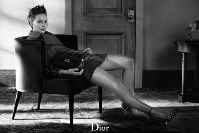 DIOR MAGAZINE- Jennifer Lawrence by Mikael Jansson. Fall 2013, www.imageamplified.com, Image Amplified (2)