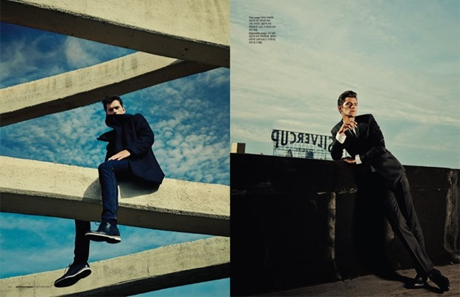 ARENA HOMME  KOREA- Sean O'Pry in Modern City by Hyuna shin. Joo Hyun Ahn, www.imageamplified.com, Image Amplified (2)