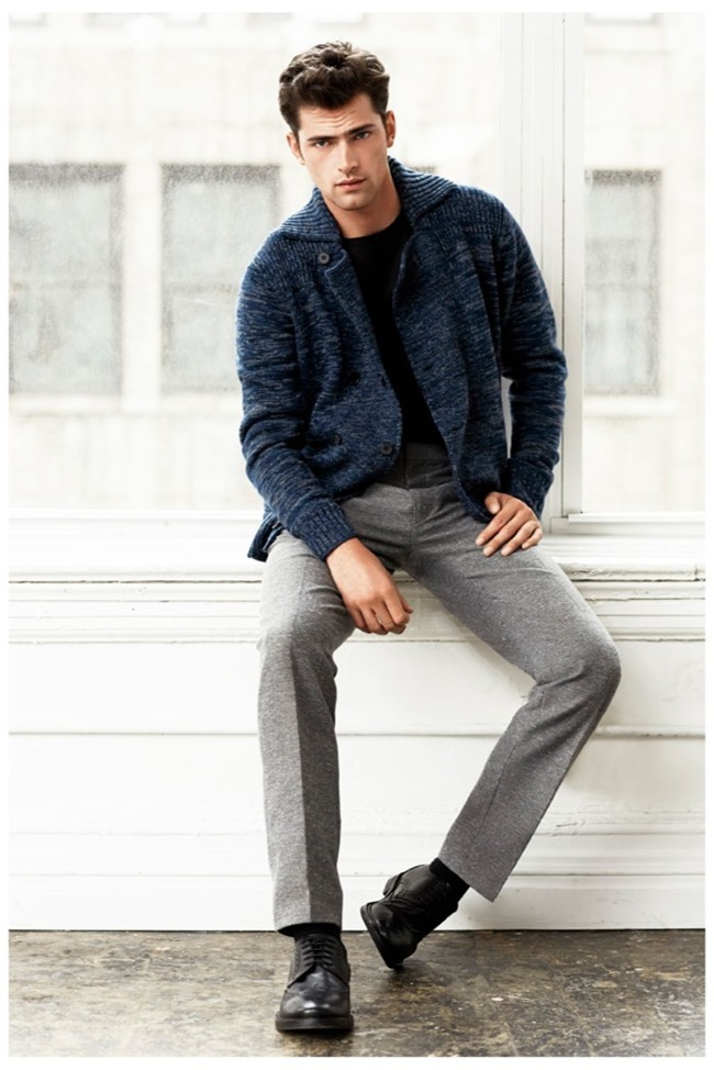CAMPAIGN- Sean O'Pry for H&M Fall 2013 by David Roemer. www.imageamplified.com, Image Amplified (8)