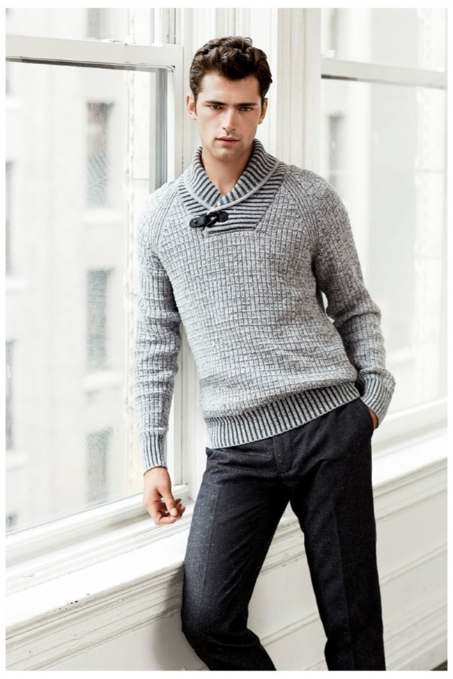 CAMPAIGN- Sean O'Pry for H&M Fall 2013 by David Roemer. www.imageamplified.com, Image Amplified (9)