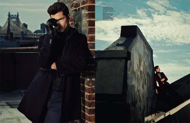 ARENA HOMME  KOREA- Sean O'Pry in Modern City by Hyuna shin. Joo Hyun Ahn, www.imageamplified.com, Image Amplified (1)
