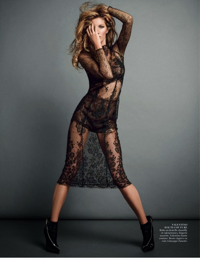 VOGUE PARIS- Gisele Bundchen in Body Double by Inez & Vinoodh. Emmanuelle Alt, November 2013, www.imageamplified.com, Image Amplified (6)