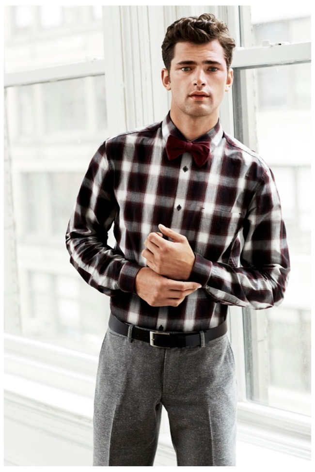 CAMPAIGN- Sean O'Pry for H&M Fall 2013 by David Roemer. www.imageamplified.com, Image Amplified (5)