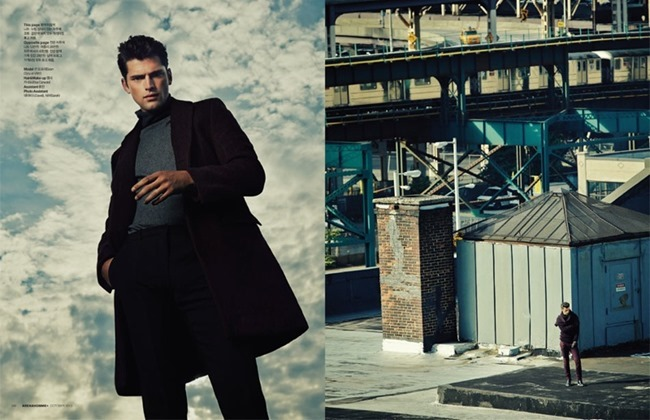 ARENA HOMME  KOREA- Sean O'Pry in Modern City by Hyuna shin. Joo Hyun Ahn, www.imageamplified.com, Image Amplified (3)