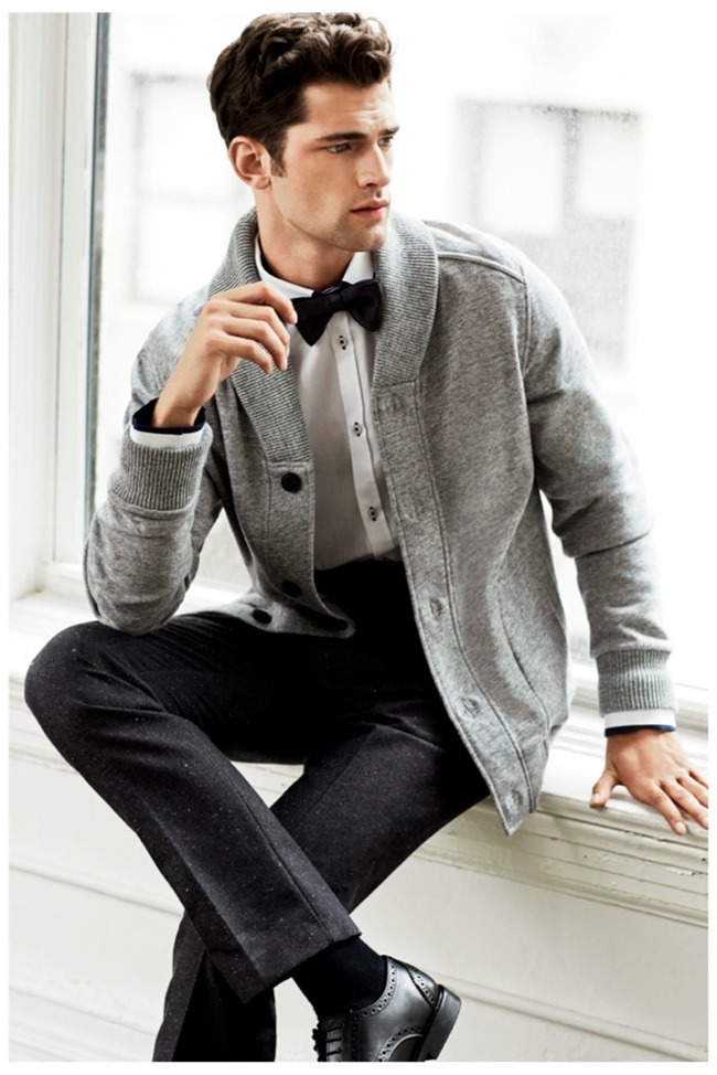 CAMPAIGN- Sean O'Pry for H&M Fall 2013 by David Roemer. www.imageamplified.com, Image Amplified (4)