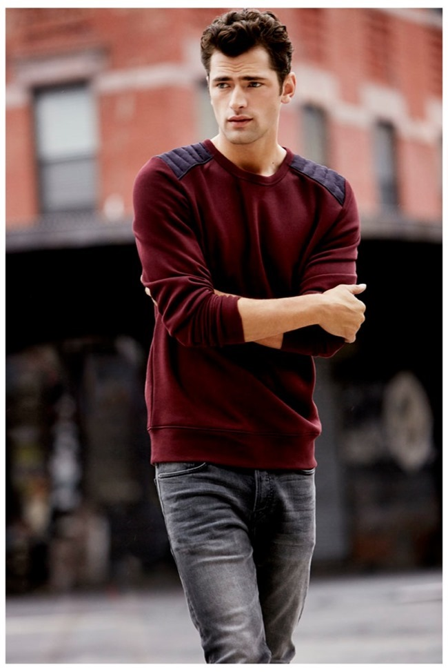 CAMPAIGN- Sean O'Pry for H&M Fall 2013 by David Roemer. www.imageamplified.com, Image Amplified (6)