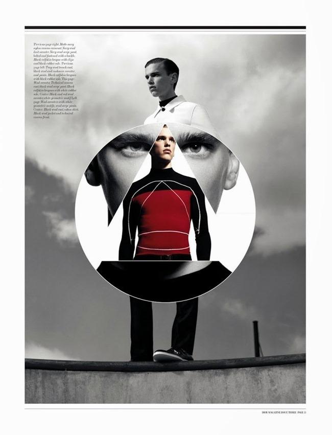 DIOR MAGAZINE- Isaac Ekblad & Matthew Bell by Gregory Harris. Karen Kaiser, www.imageamplified.com, Image Amplified (4)