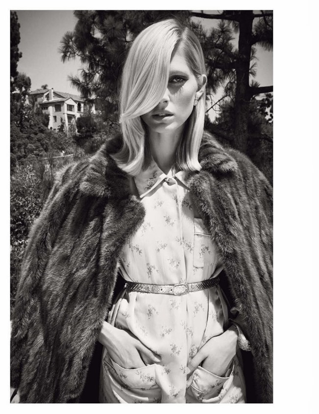 VOGUE PARIS- Iselin Steiro in L.A. Confidentiel by Glen Luchford. Anastasia Barbieri, November 2013, www.imageamplified.com, Image Amplified (9)