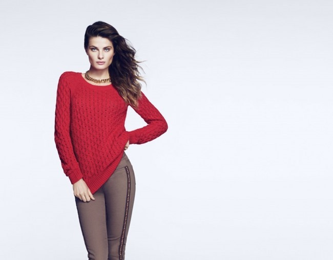 CAMPAIGN- Isabeli Fontana for H&M Fall 2013 by Andrew Yee. www.imageamplified.com, Image Amplified (12)