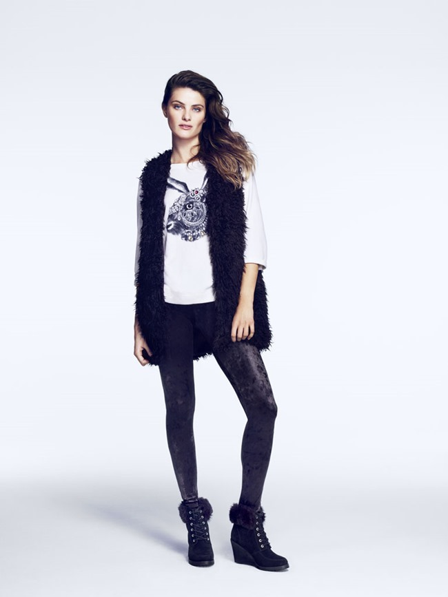 CAMPAIGN- Isabeli Fontana for H&M Fall 2013 by Andrew Yee. www.imageamplified.com, Image Amplified (10)