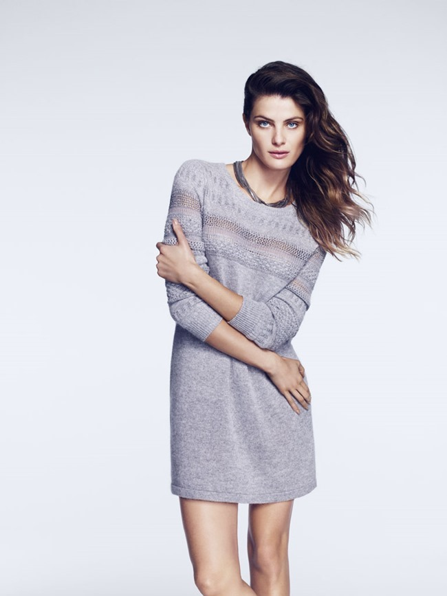 CAMPAIGN- Isabeli Fontana for H&M Fall 2013 by Andrew Yee. www.imageamplified.com, Image Amplified (6)