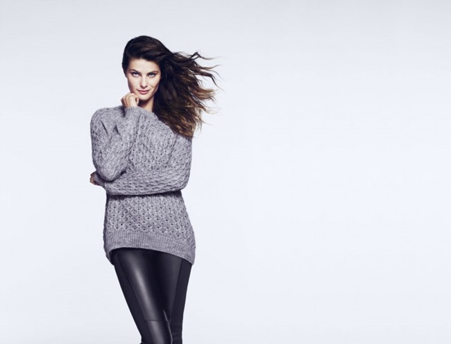 CAMPAIGN- Isabeli Fontana for H&M Fall 2013 by Andrew Yee. www.imageamplified.com, Image Amplified (11)