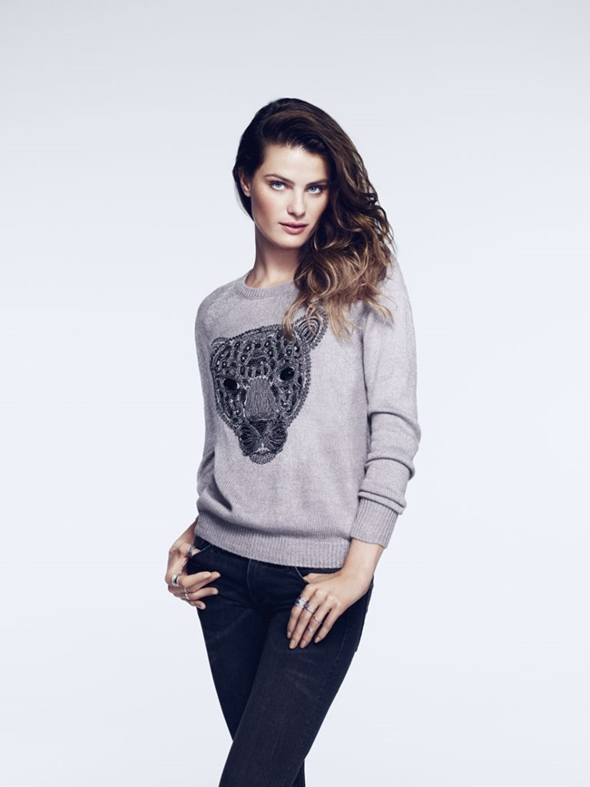 CAMPAIGN- Isabeli Fontana for H&M Fall 2013 by Andrew Yee. www.imageamplified.com, Image Amplified (1)