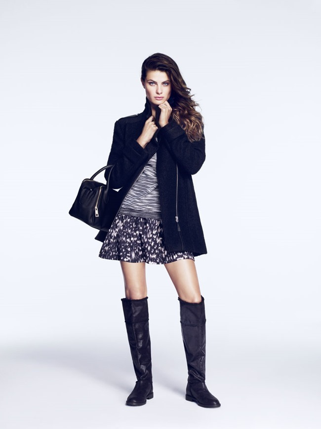 CAMPAIGN- Isabeli Fontana for H&M Fall 2013 by Andrew Yee. www.imageamplified.com, Image Amplified (4)