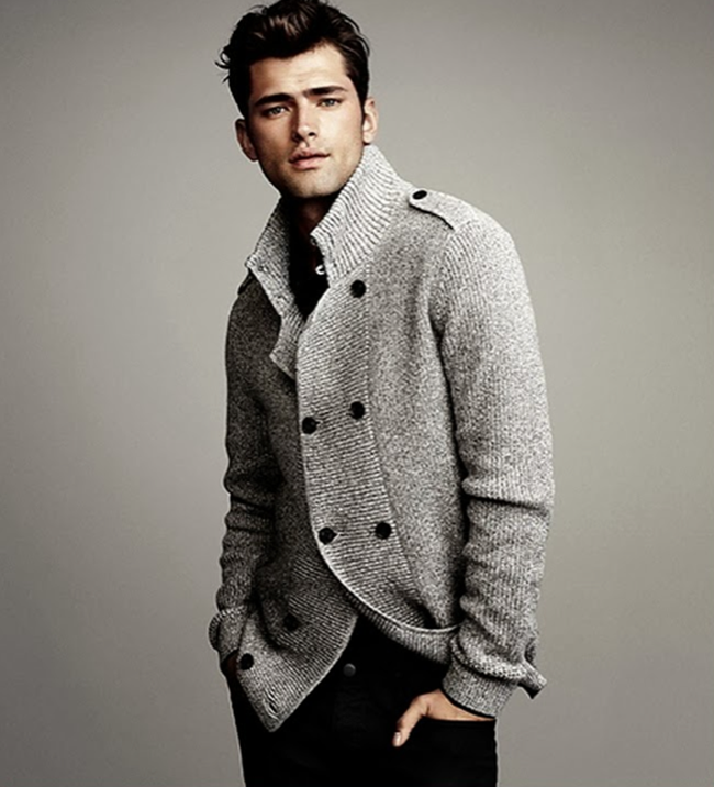 CAMPAIGN- Sean O'Pry in Winter Knits for H&M Fall 2013. www.imageamplified.com, Image Amplified (1)