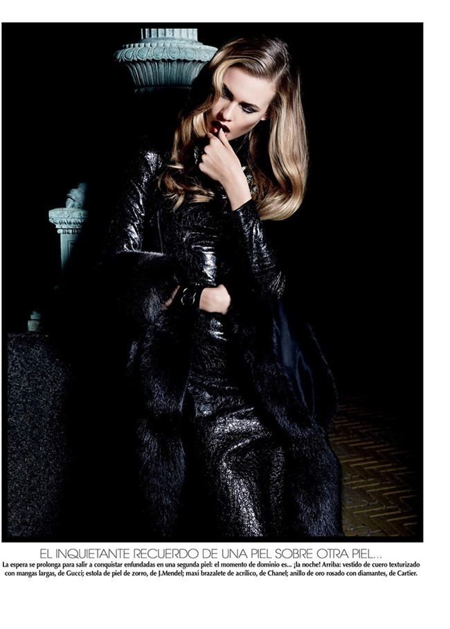 VOGUE MEXICO- Behati Prinsloo in Diva Noir by David Roemer. Sarah Gore Reeves, November 2013, www.imageamplified.com, Image Amplified (8)