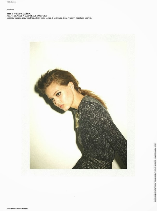 SELF SERVICE MAGAZINE- Lindsey Wixson in The Obsessions by Ezra Petronio. Suzanne Koller, Fall 2013, www.imageamplified.com, Image Amplified (9)