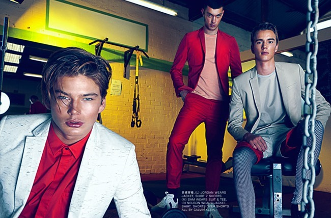 LAB A4 MAGAZINE- Jordan Barrett, Nelson Powell & Sam Muir in Roud It Out by Shxpir. Chris Cheng, www.imageamplified.com, Image Amplified (4)