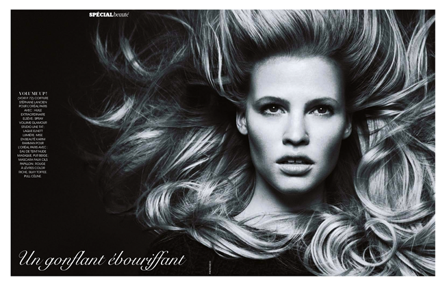 MADAME FIGARO MAGAZINE- Lara Stone by Nico Bustos. Cecile Martin, October 2013, www.imageamplified.com, Image Amplified (8)