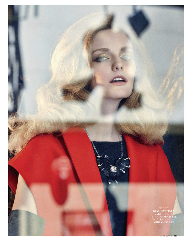 MARIE CLAIRE RUSSIA- Lydia Hearst in Red HOt by Olaf Wipperfurth. Anna Rykova, November 2013, www.imageamplified.com, Image Amplified (5)