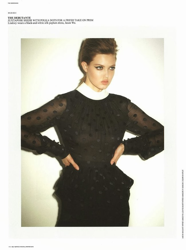 SELF SERVICE MAGAZINE- Lindsey Wixson in The Obsessions by Ezra Petronio. Suzanne Koller, Fall 2013, www.imageamplified.com, Image Amplified (6)