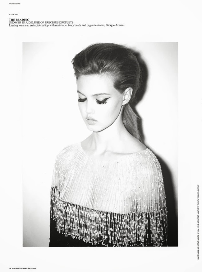 SELF SERVICE MAGAZINE- Lindsey Wixson in The Obsessions by Ezra Petronio. Suzanne Koller, Fall 2013, www.imageamplified.com, Image Amplified (1)