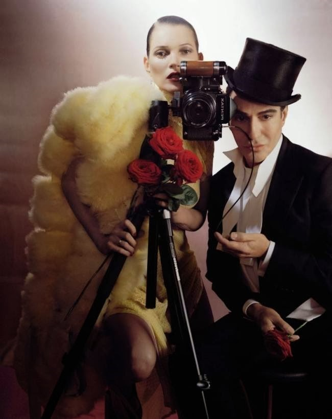 PREVIEW- Kate Moss & John Galliano for Vogue UK, December 2013 by Tim Walker. www.imageamplified.com, Image Amplified