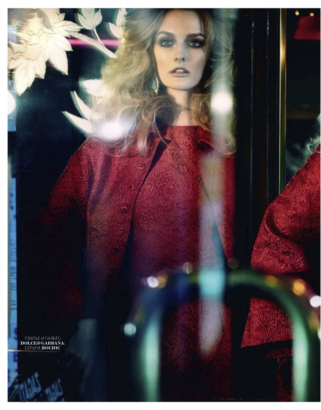 MARIE CLAIRE RUSSIA- Lydia Hearst in Red HOt by Olaf Wipperfurth. Anna Rykova, November 2013, www.imageamplified.com, Image Amplified (6)